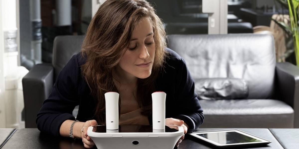 Ophone Duo: el dispositivo con tecnología de mensajería olfativa