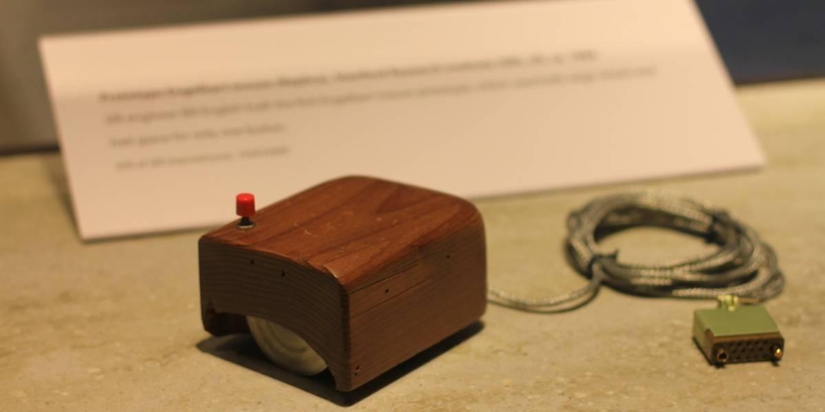 Inventor del mouse ingresa al salón de la fama de Internet