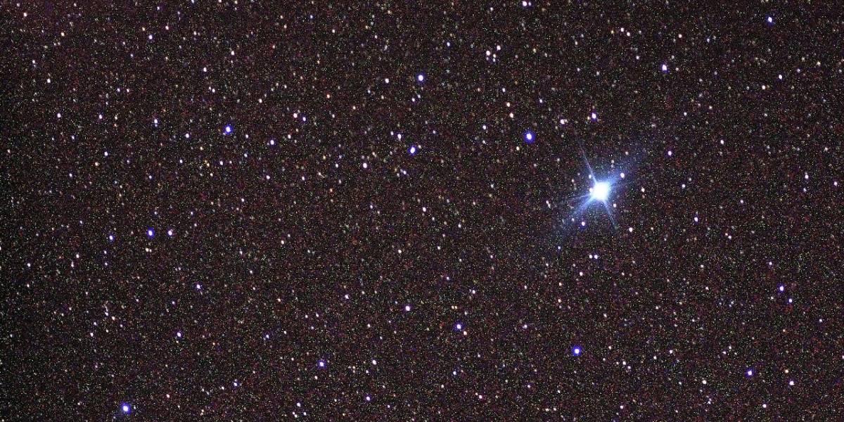La estrella polar no es el objeto más brillante del cielo