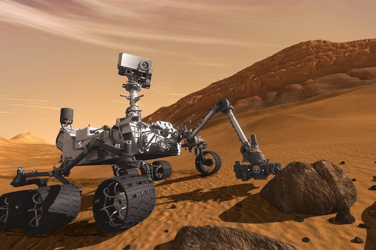 Curiosity encuentra más evidencia de que Marte fue habitable