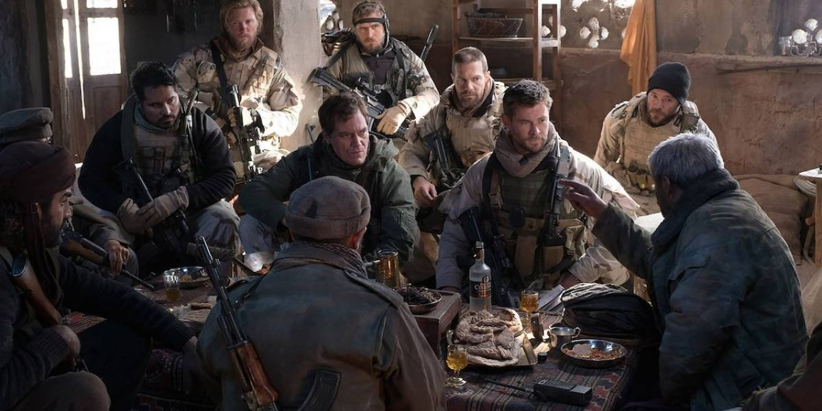 """Quiero educar y entretener '12 Strong'"": Jerry Bruckheimer"
