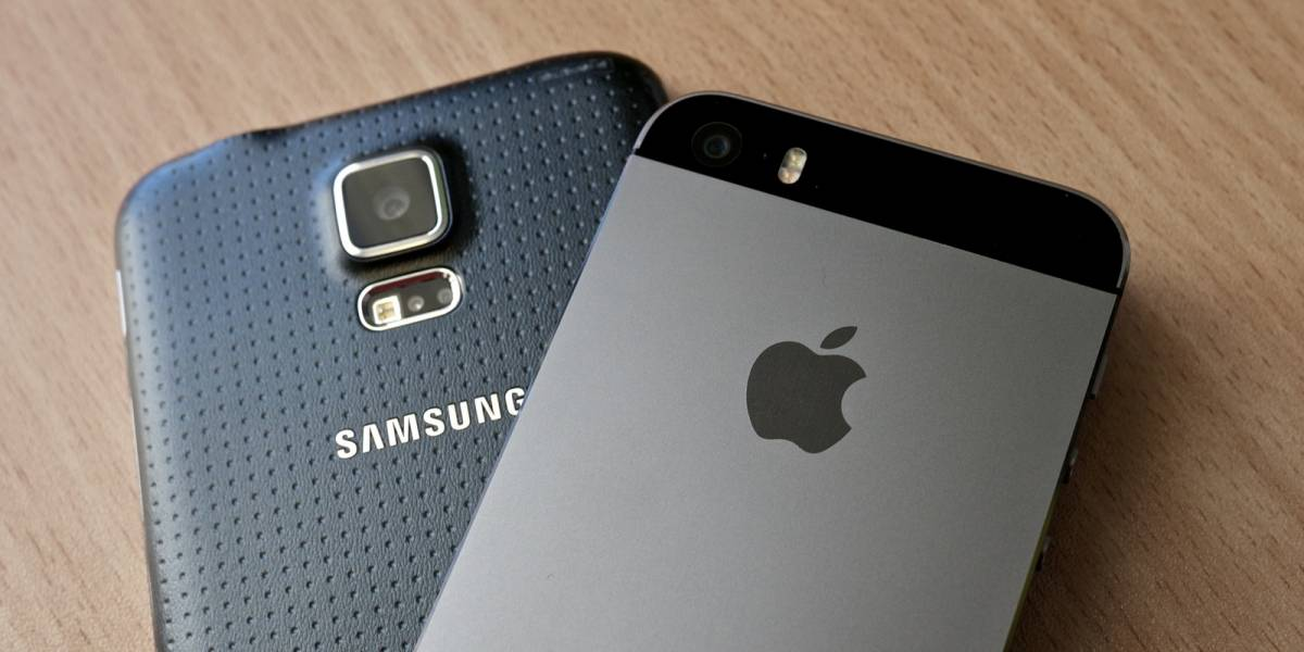 Apple quiere USD$2.191 millones de Samsung por supuestamente infringir sus patentes