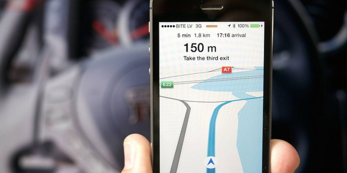 Apple confirma que hará su propia versión de Street View