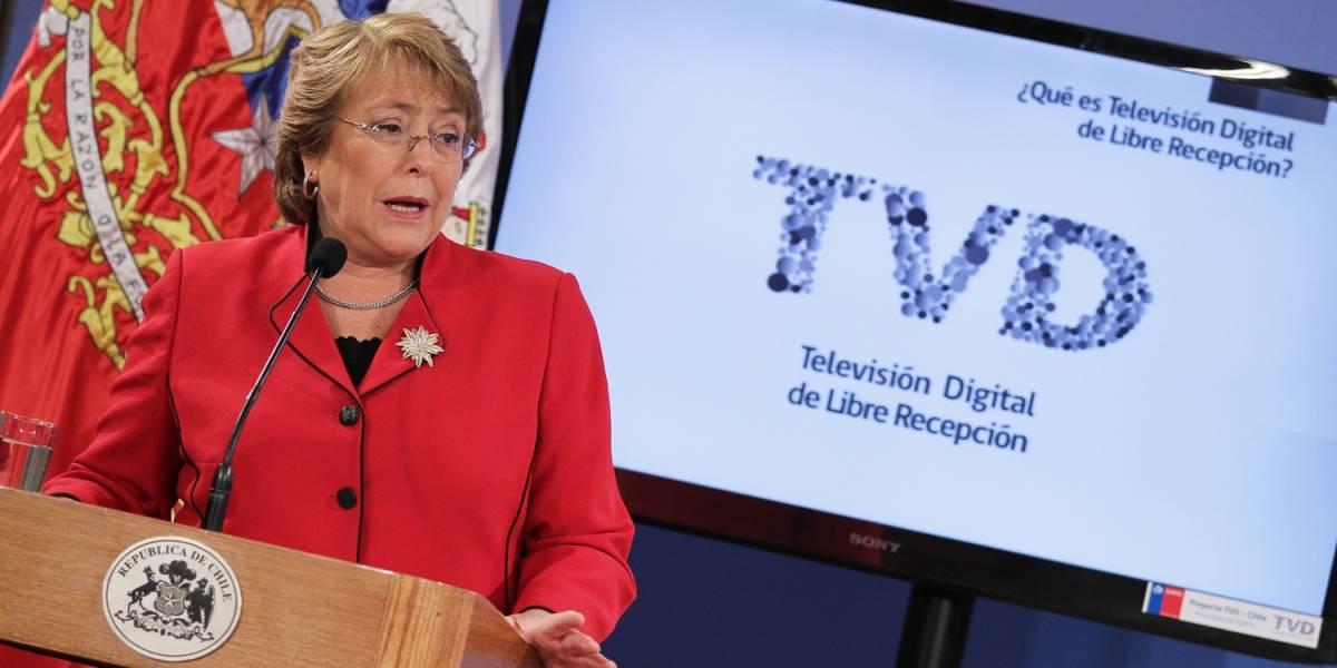 Finalmente es promulgada la Ley de Televisión Digital en Chile