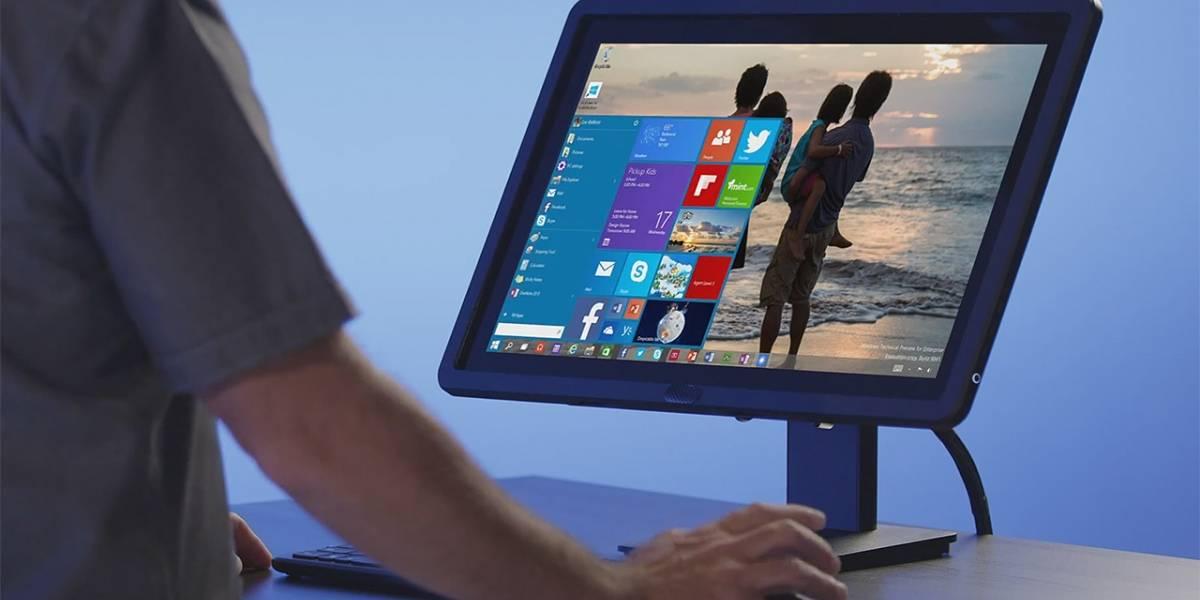 Microsoft vendería Windows 10 en unidades USB