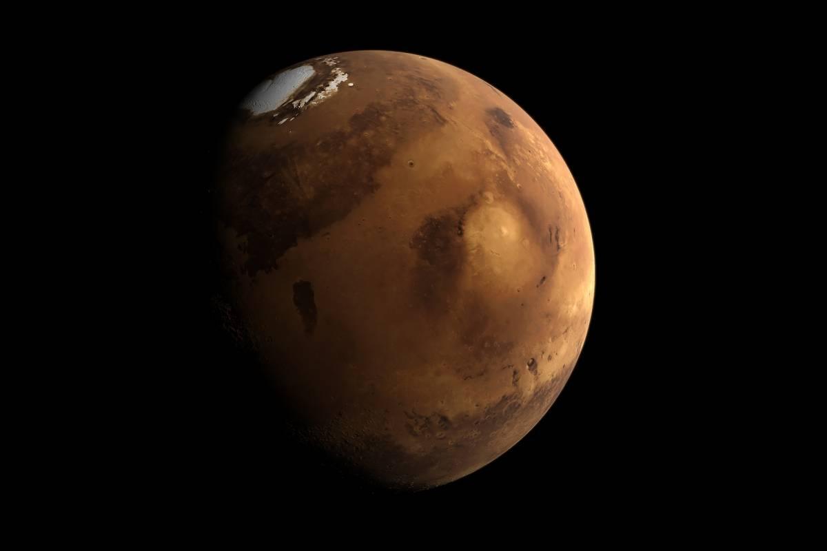 NASA propone crear una magnetósfera artificial en Marte para generar agua líquida