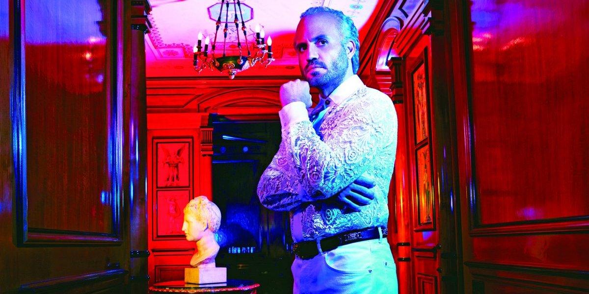 Édgar Ramírez: Respetando la figura de Versace