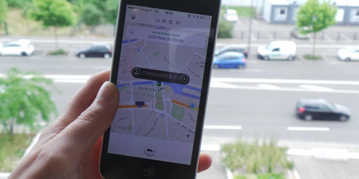 Suspenden UberPop en Francia tras masivas protestas de taxistas