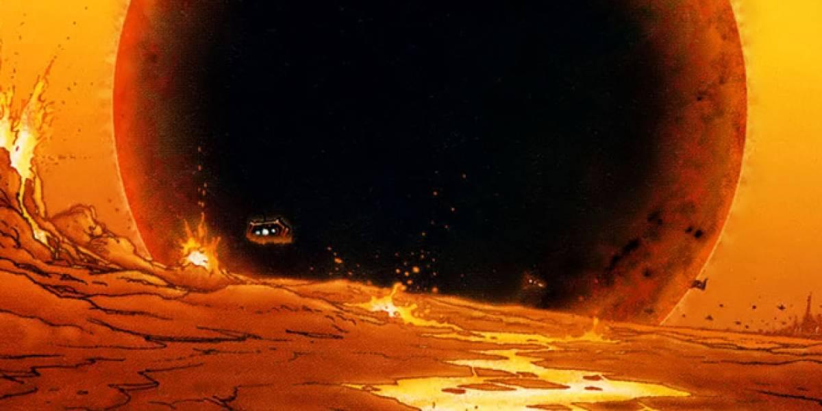 Encuentran primera evidencia de un planeta destruido por su estrella moribunda