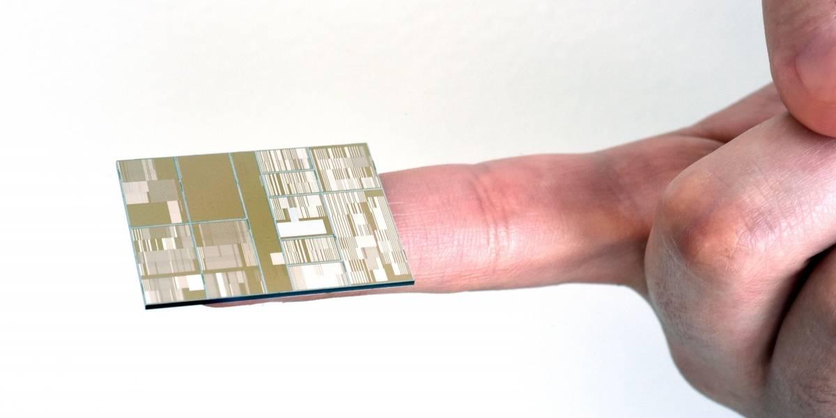 La ley de Moore continúa con anuncio de IBM del primer procesador de 7 nanómetros
