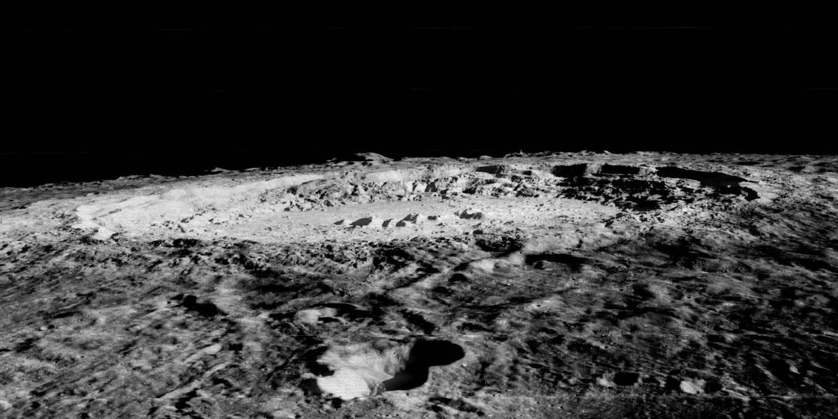 Japoneses descubren el lugar ideal para construir una base humana en la Luna