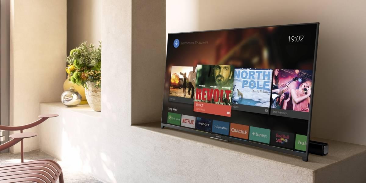 Sony Chile trae los primeros televisores con Android TV