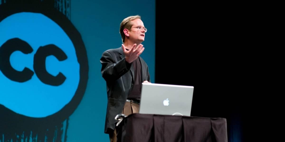 El creador de Creative Commons, Lawrence Lessig, quiere ser presidente de Estados Unidos