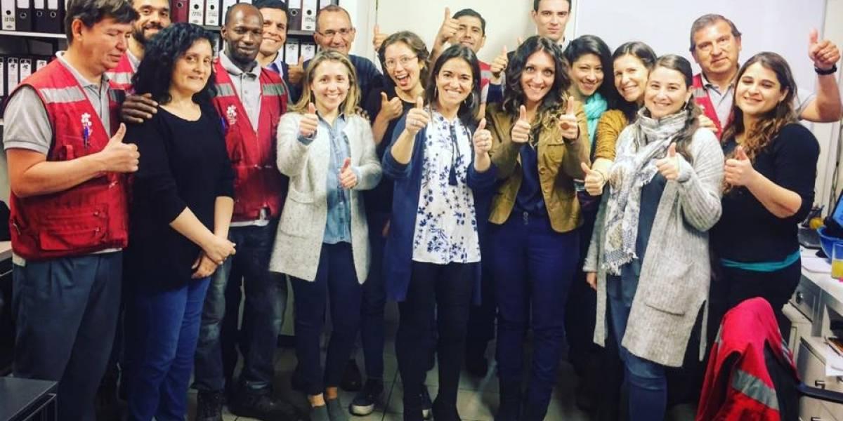 Aplicación chilena para crear Banco Virtual de Alimentos postula a premio máximo en Desafío Google.org