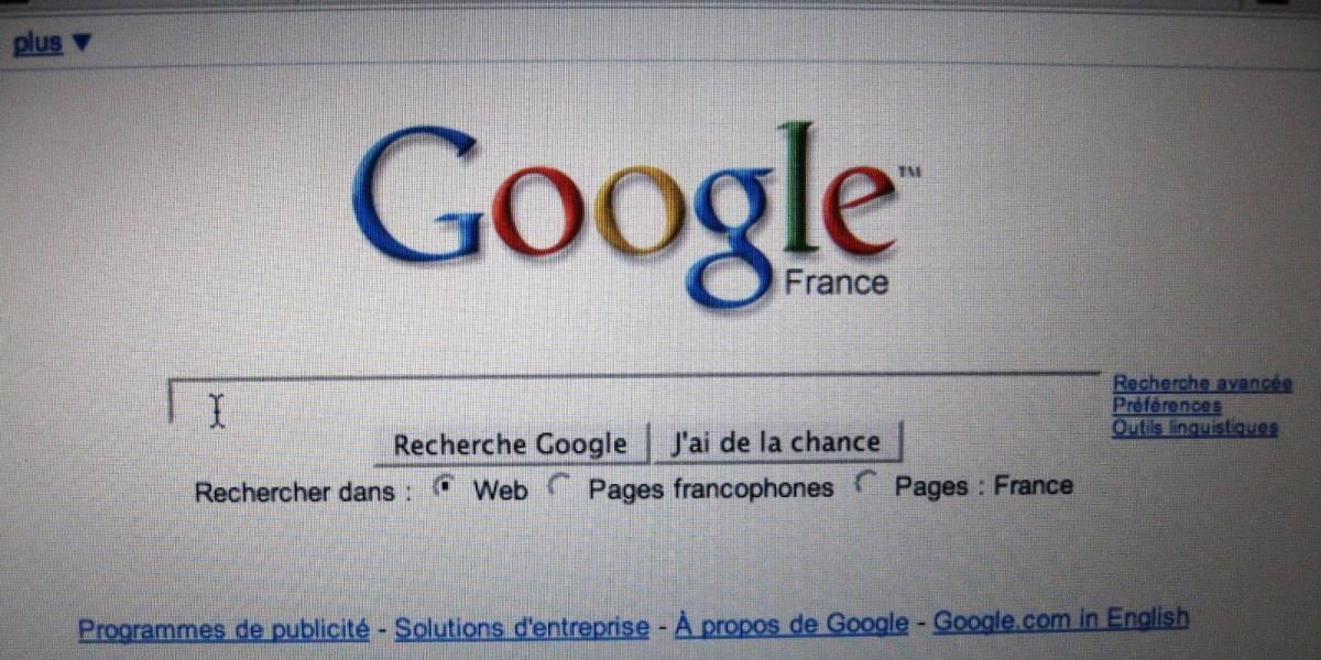 Francia da 15 días a Google para extender internacionalmente el derecho al olvido