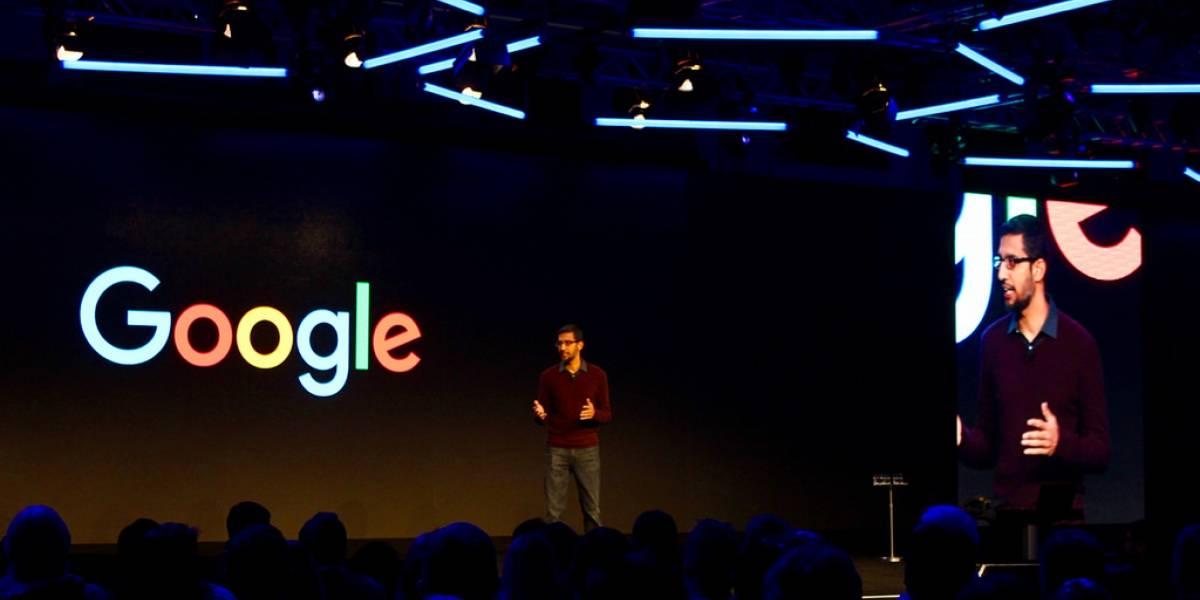 Inteligencia artificial y el buscador serán prioridad para Google