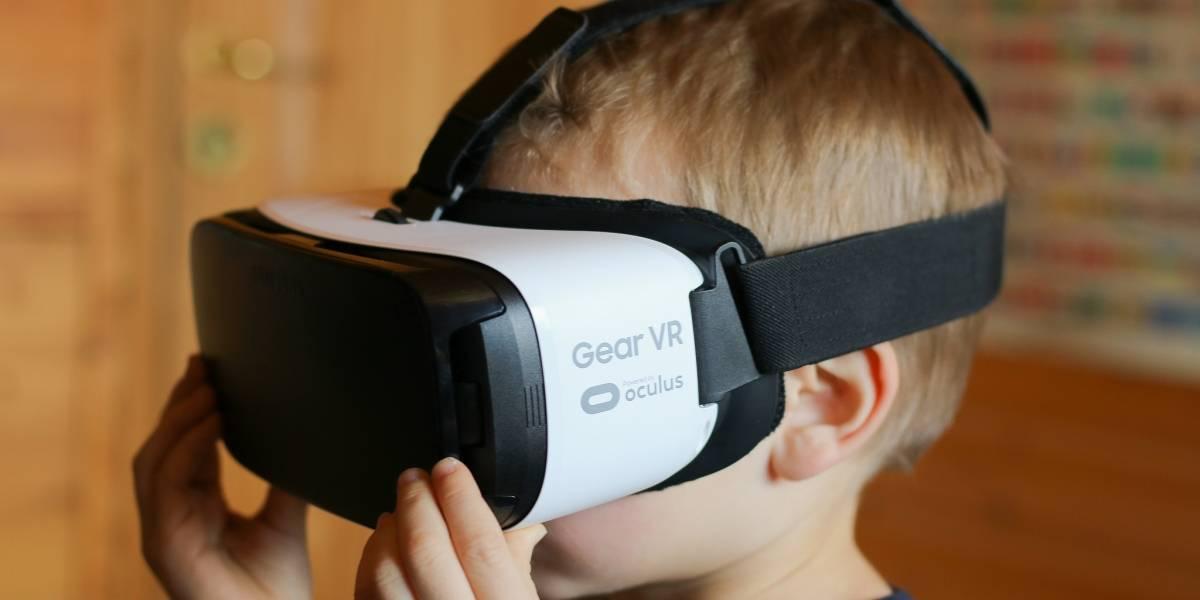 Oculus lanza soporte de Chromecast para Gear VR