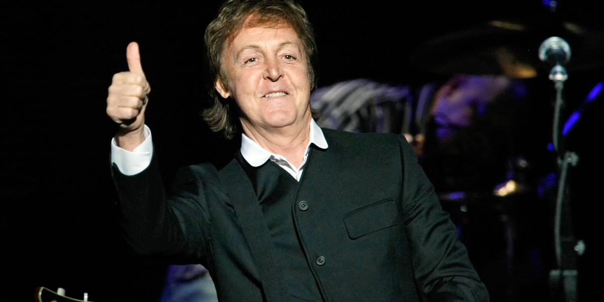 Paul McCartney estrena documental en realidad virtual