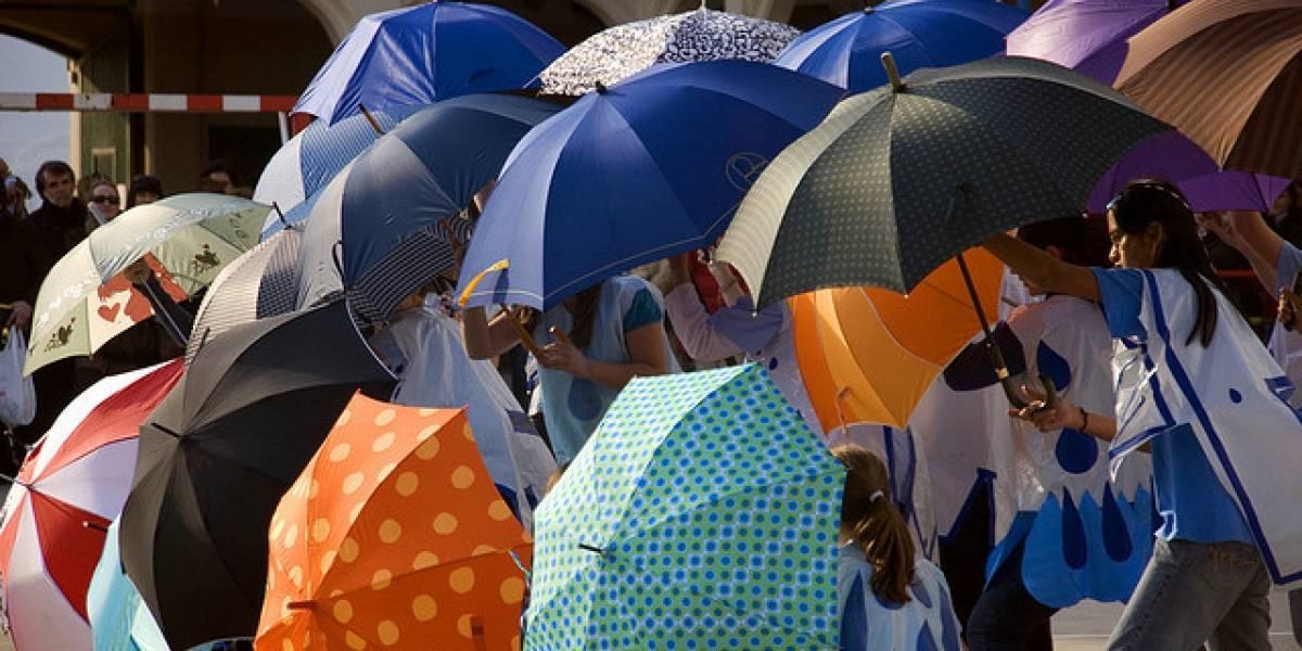 Isotoner X-tra Solide: Un paraguas de alta tecnología que resiste las tempestades