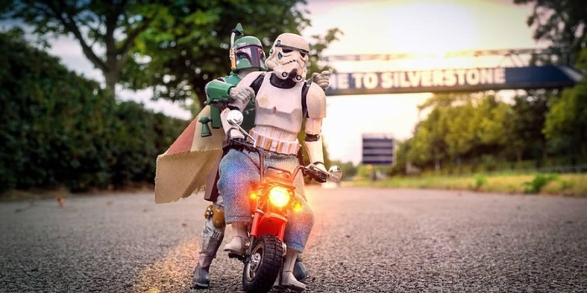 Esto es lo que hacen los Stormtroopers en su día de descanso