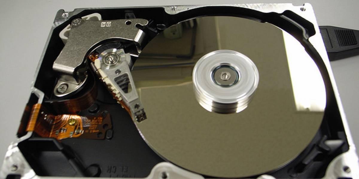 Científicos descubren que la sal de mesa podría sextuplicar la capacidad de los discos duros