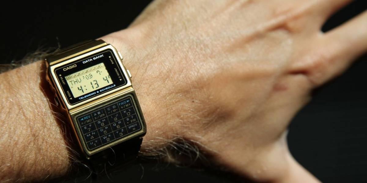 Casio prepara en Japón un museo con sus clásicos relojes inteligentes