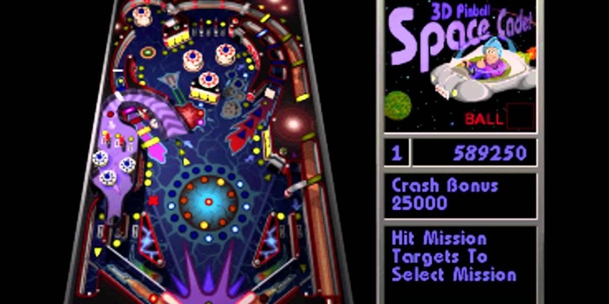 Descarga y juega 3D Pinball Space Cadet en Windows