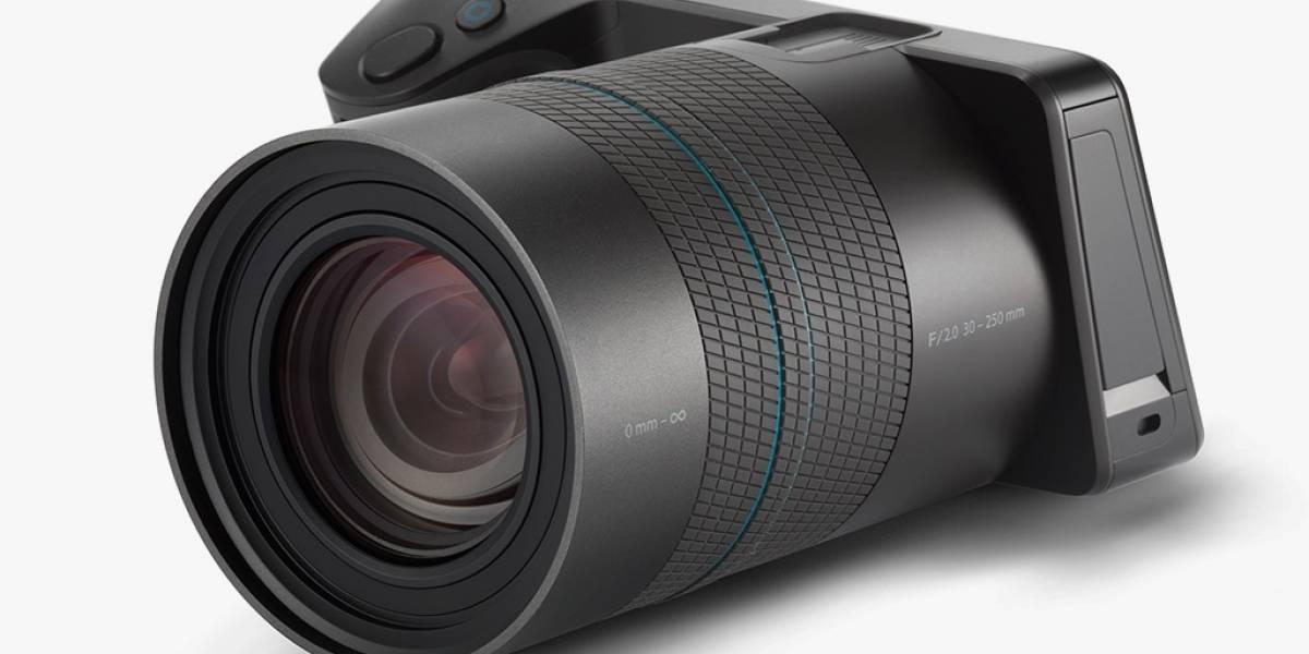 Lytro lanza nueva cámara para profesionales que deseen reenfocar una foto ya tomada