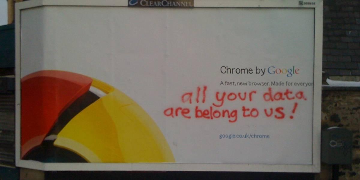 Chrome comenzará a advertir cuando ingreses a cualquier página no cifrada