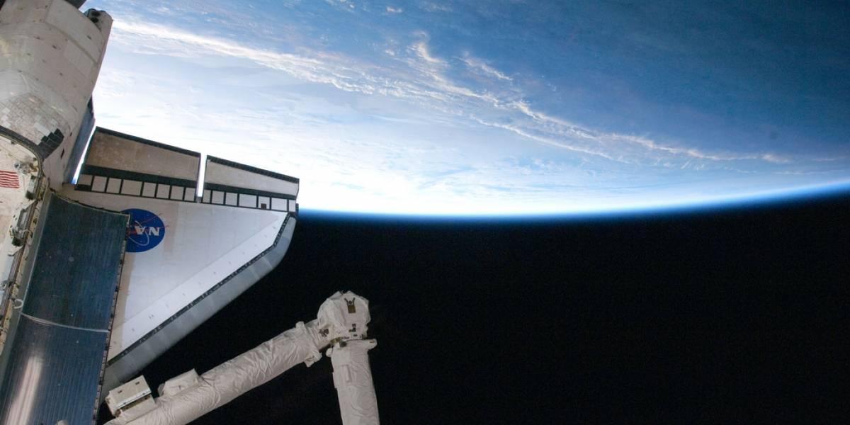 La NASA está rescatando partes de su transbordador para usarlos en la Estación Espacial Internacional