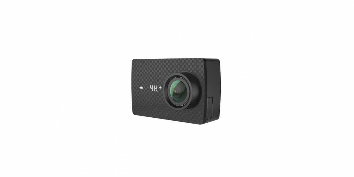 Yi Technology nos presenta su Yi 4K+ Action Camera
