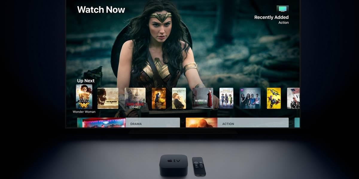Apple anuncia el nuevo Apple TV 4K