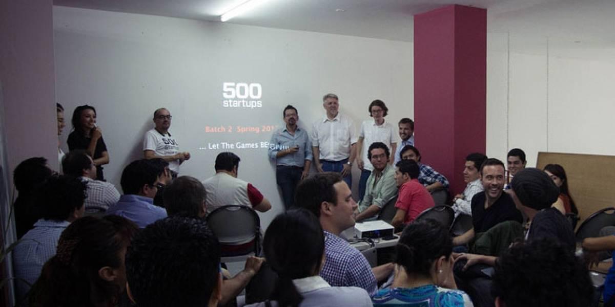 500 México City anuncia 18 startups para su proceso de aceleración