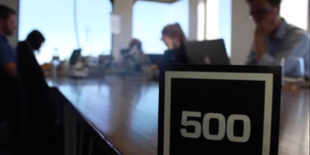"""Emprendedores podrán optar a sesiones con la prestigiosa aceleradora mundial """"500 Startups"""""""