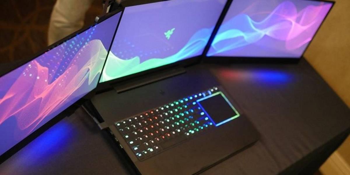 Razer sufre robo en CES 2017