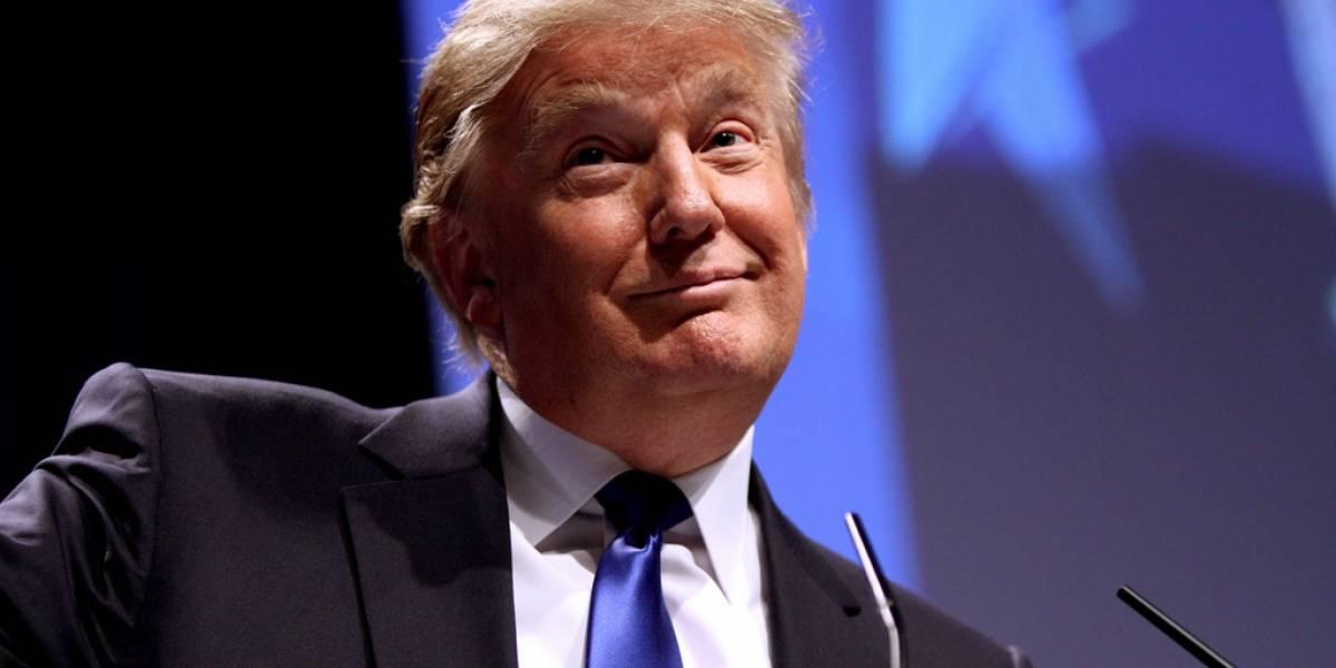 Insultos personalizados, cortesía de Donald J. Trump
