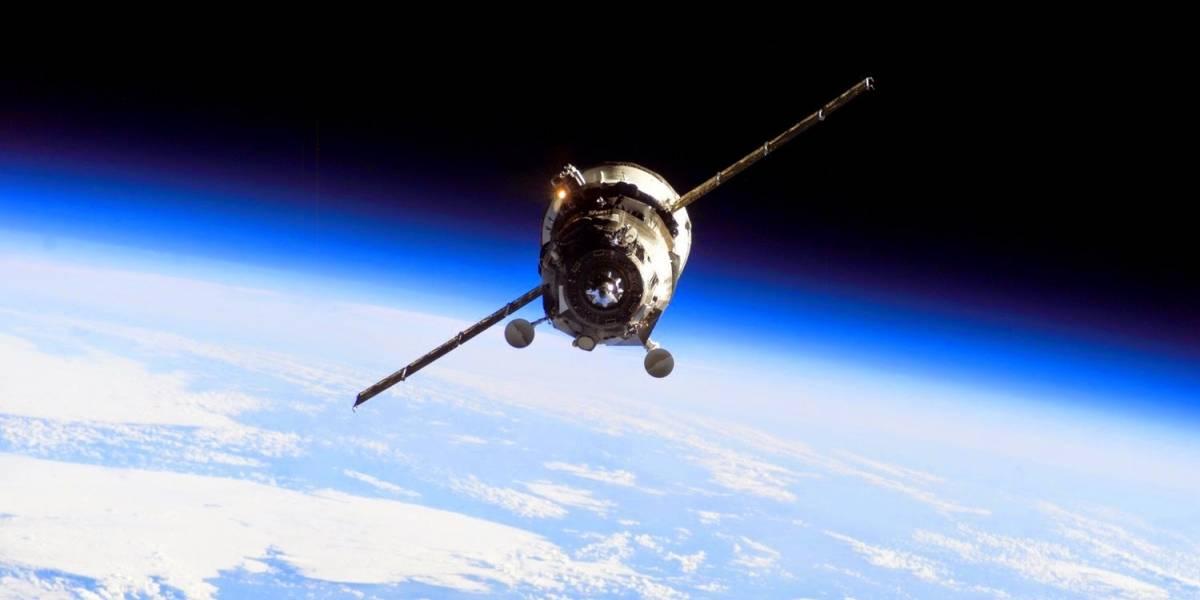 La caída del satélite Centenario