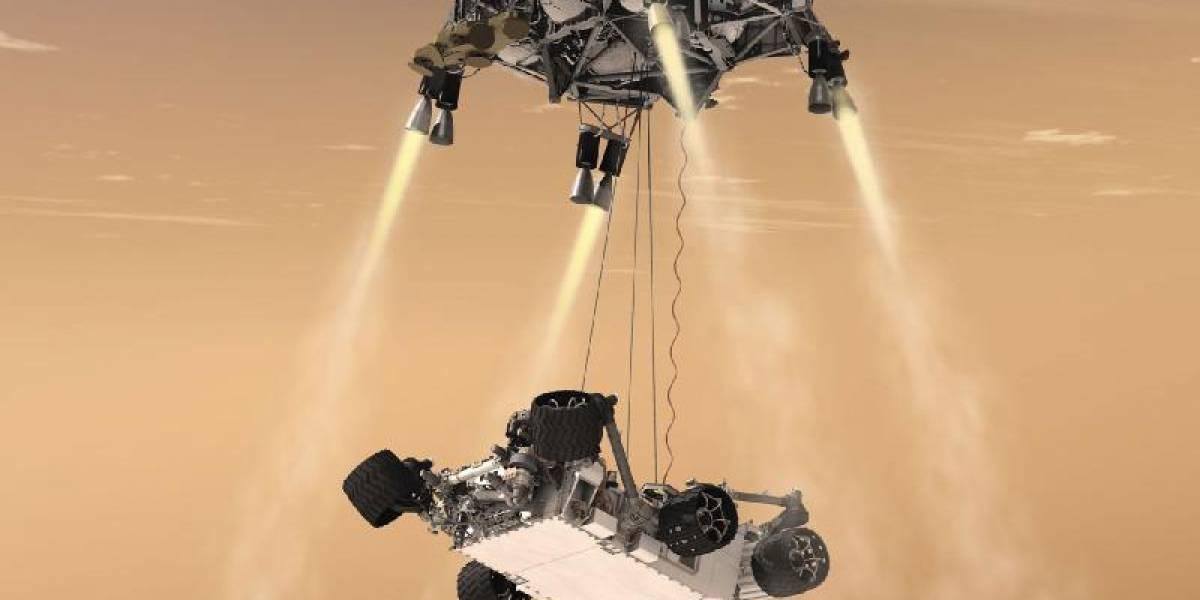 Curiosity: El rover más equipado que viajará a Marte