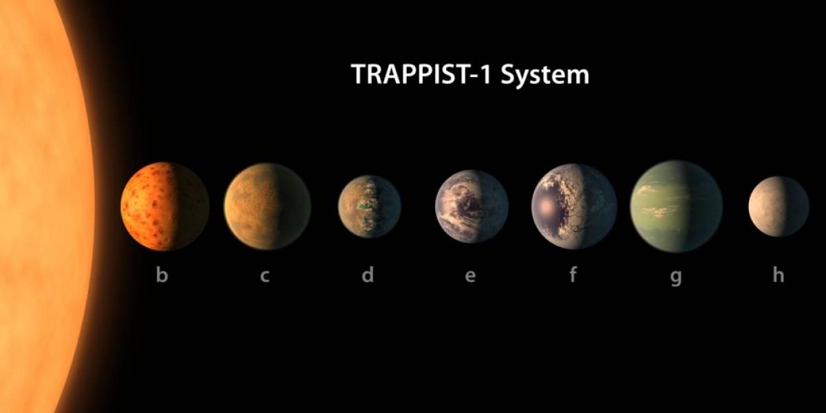 Descubren desde Chile a un grupo de exoplanetas posiblemente habitables