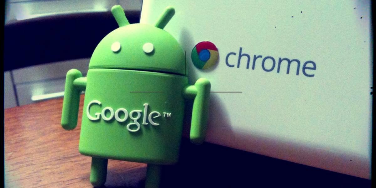 Chrome OS podría soportar aplicaciones de Android