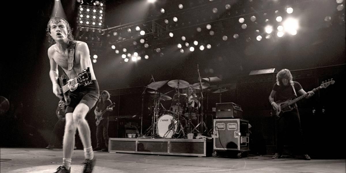 AC/DC finalmente se une al streaming y pondrá su música en Spotify y Rdio