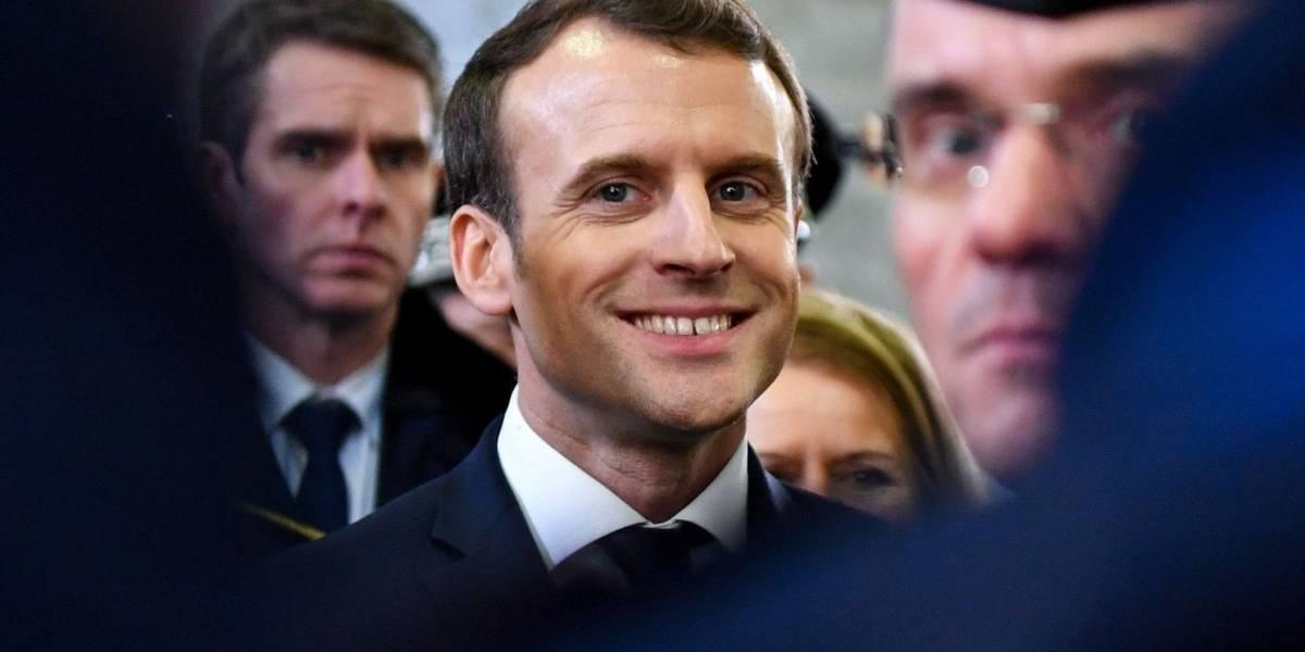 """Cómo Emmanuel Macron """"está haciendo grande a Francia de nuevo"""" en Europa"""