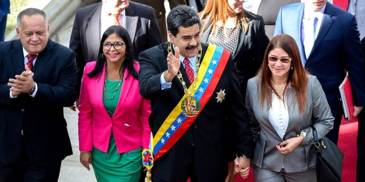 Quiénes son los 7 funcionarios de Venezuela sancionados por la Unión Europea y de qué se les acusa