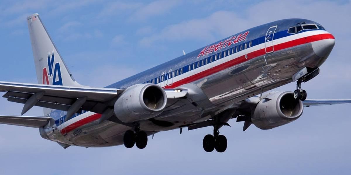 American Airlines sufre falla en su sitio web y ofrece pasajes con valores históricos