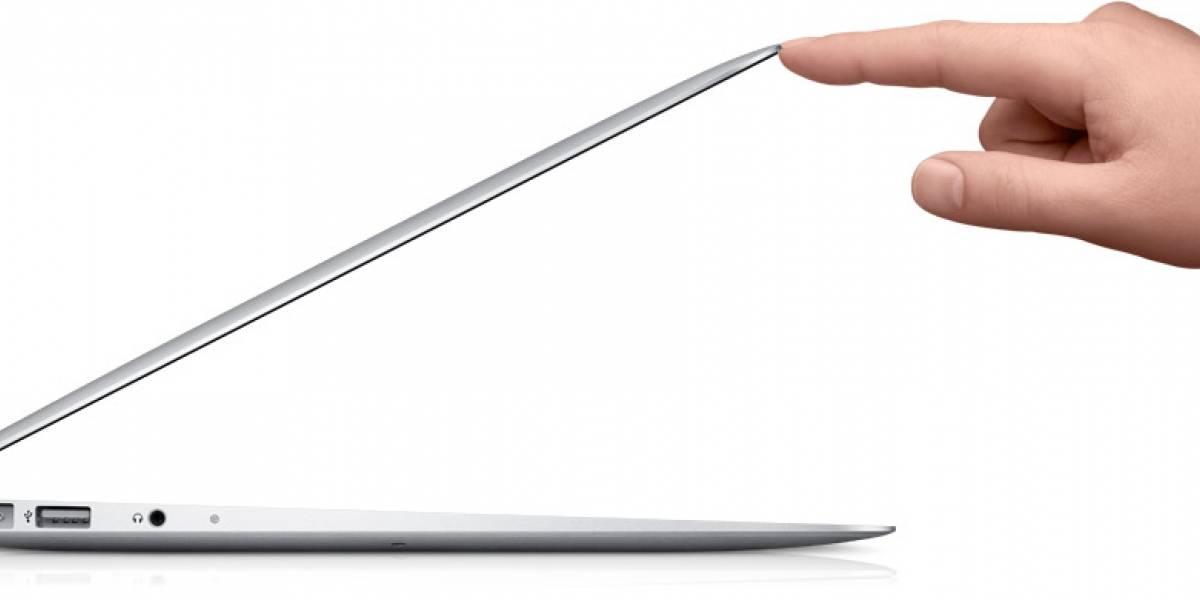 Futurología: Apple prepara el estreno de un MacBook ultra-delgado de 15 pulgadas