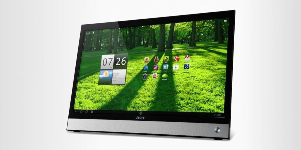 """Acer lanzará un """"PC"""" con Android y procesador Intel por USD$400"""