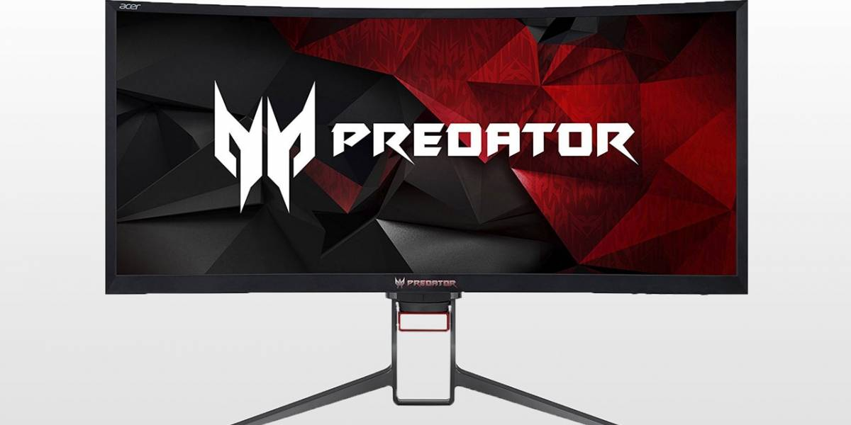 Acer lanza un monitor curvo ultra-wide para gamers