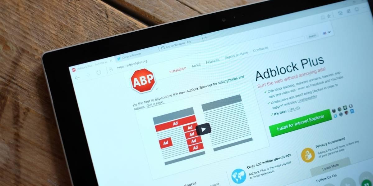 Google se desmarca de los planes de publicidad de AdBlock