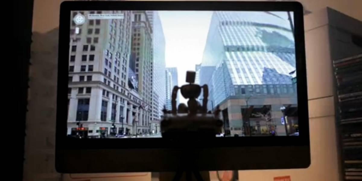 Dirección Aproximada, un cortometraje para viajar a través del PC