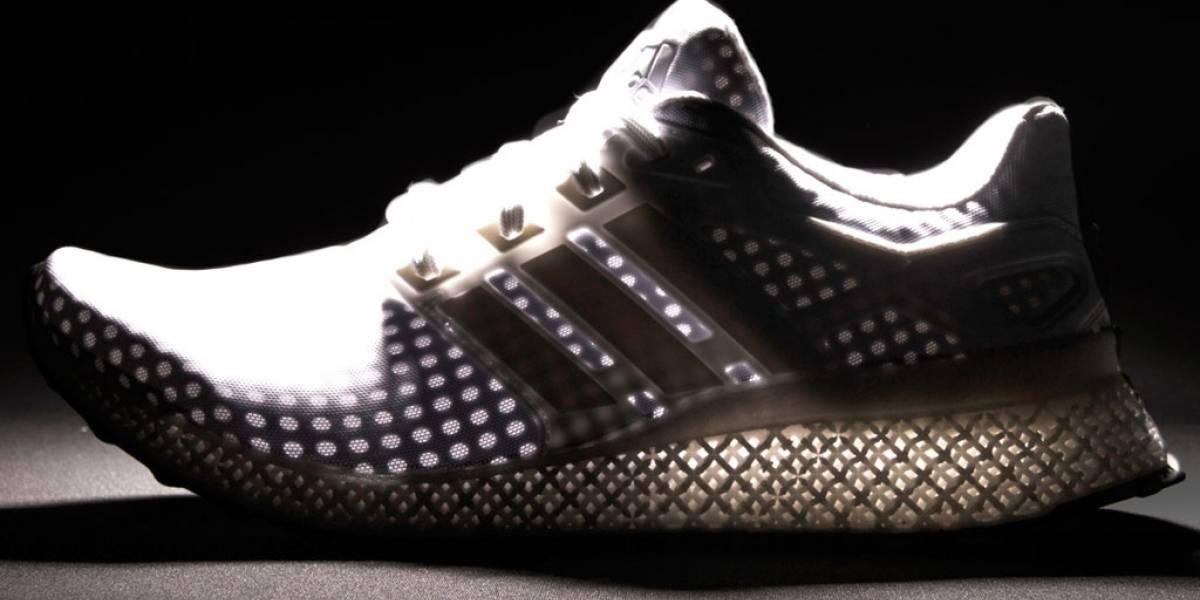 Adidas presenta Futurecraft MFG, sus zapatillas fabricadas por robots